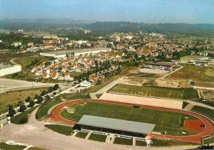 Le stade Jean-Bouloumié