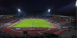 Le Parc des Sports d'Annecy
