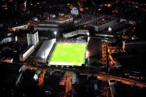 Le stade Francis-Le-Blé