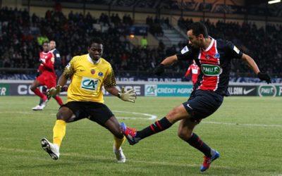 Les Dijon – PSG du passé