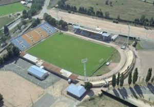 Le stade Jean-Laville