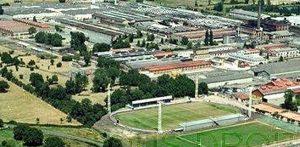 Le stade Dunlop