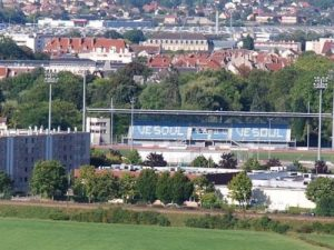 Le stade René-Hologne