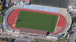 Le stade Josy-Barthel de Luxembourg