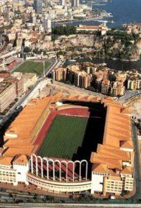 Le(s) stade(s) Louis II