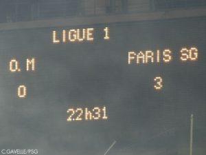 Le score, historique! (Ch. Gavelle)