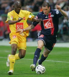 Sylvain Armand de retour à la Beaujoire...