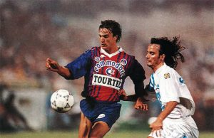David Ginola devance Di Meco