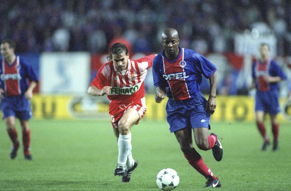Pascal Nouma à l'attaque