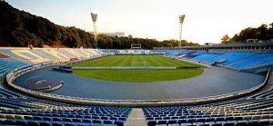 Le stade Lobanovsky