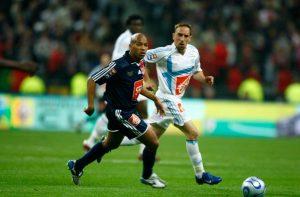 Paulo Cesar devance Ribery