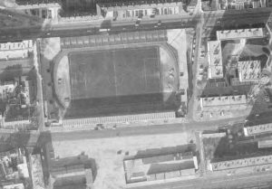 Vue aérienne du stade Jules-Deschaseaux
