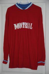 Réédition du maillot domicile 1972-73 (collection MaillotsPSG)