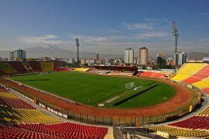 Le stade Atatürk