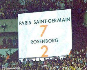 Le score historique immortalisé... (Ch. Gavelle)