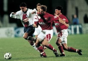 Ricardo devance deux joueurs du Spartak