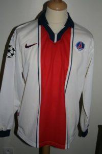 Maillot extérieur 1997-98