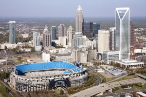 Le Bank of America Stadium