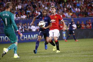 Photo Ch. Gavelle, psg.fr (image en taille et qualité d'origine: http://www.psg.fr/fr/Actus/105003/Galeries-Photos#!/fr/2015/3112/52087/match/Manchester-United-Paris-0-2/Manchester-United-Paris-0-2)