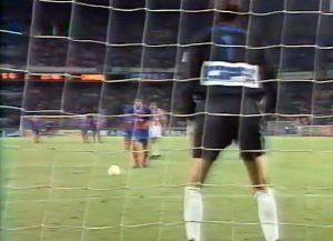Le penalty du 3-1, signé Raï