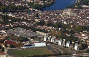 Le stade Gustave-Petitpied (photo Clément Bruno)