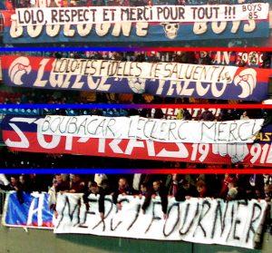 Messages de soutien des supporters à Laurent Fournier, limogé par la direction