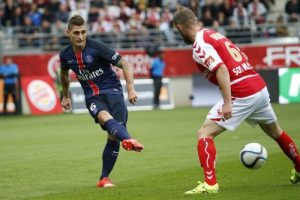 Photo Ch. Gavelle, psg.fr. Image en taille et qualité d'origine: http://www.psg.fr/fr/Actus/105003/Galeries-Photos#!/fr/2015/3147/53574/match/reims-1-1-paris/reims-paris-1-1