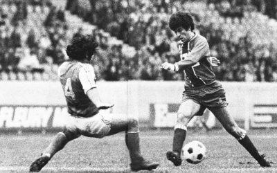 Les PSG – Reims du passé…
