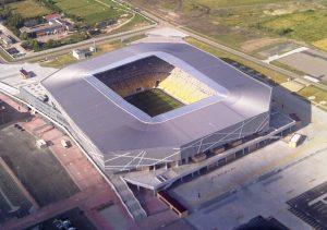 La Lviv Arena