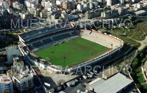 Le stade Lluis-Sitjar