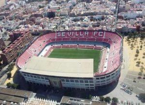 Le stade Ramon-Sanchez-Pizjuan
