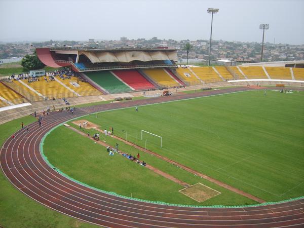 Le Stade Ahmadou-Ahidjo