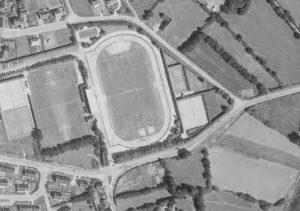 Vue aérienne du Stade Municipal