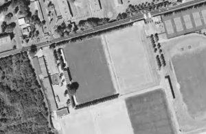 Vue aérienne du Stade Georges-Lefèvre