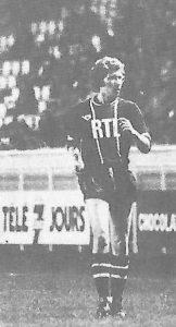 Le jeune stagiaire pro Philippe Jean, pour sa 6ème apparition en équipe première