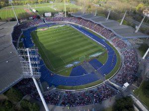 """Le Stadium Nord """"Lille-Métropole"""""""
