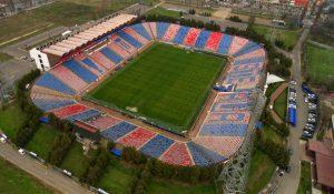 Le Stade Ghencea, ou Stade Steaua