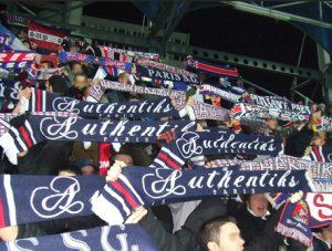 Les fans parisiens