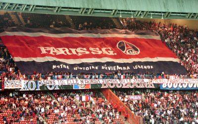 PSG – Rennes Côté Tribunes