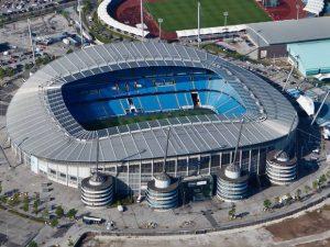 Le Etihad Stadium