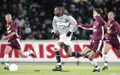 Les Metz – PSG du passé