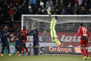 Photo Ch. Gavelle, psg.fr (image en taille et qualité d'origine: http://www.psg.fr/fr/Actus/105003/Galeries-Photos#!/fr/2016/3697/67589/match/Dijon-Paris-1-3/Dijon-Paris-1-3)