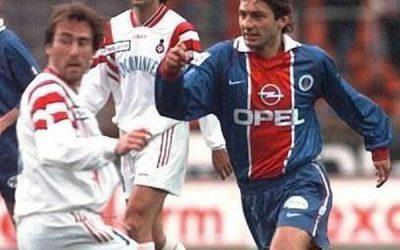 Les PSG – Nice du passé…