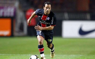 Un joueur passé par Monaco et Paris : Ludovic GIULY, le lutin magique du PSG