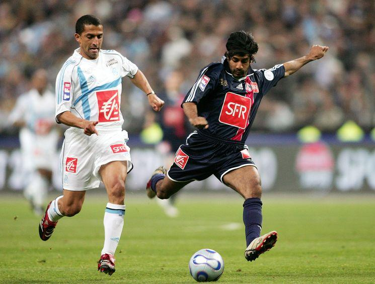 FOOTBALL/FRENCH CUP/OM v PSG