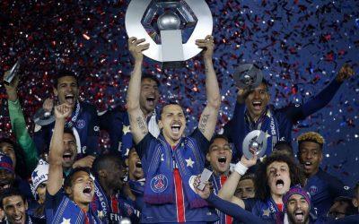 Paris champion : Soir de fête au PSG