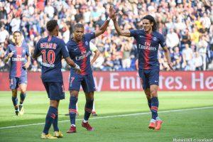 PSG - Angers 3-1, 25/08/18, Ligue 1 18-19 - Histoire du #PSG
