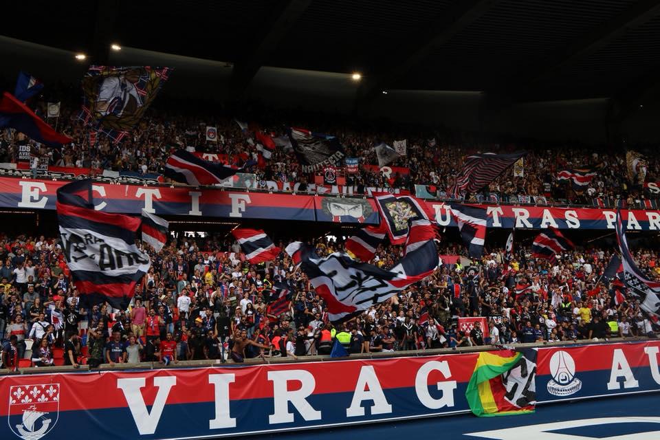 PSG - Angers. 25 Août 2018.