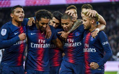 Les PSG – Lyon du passé…