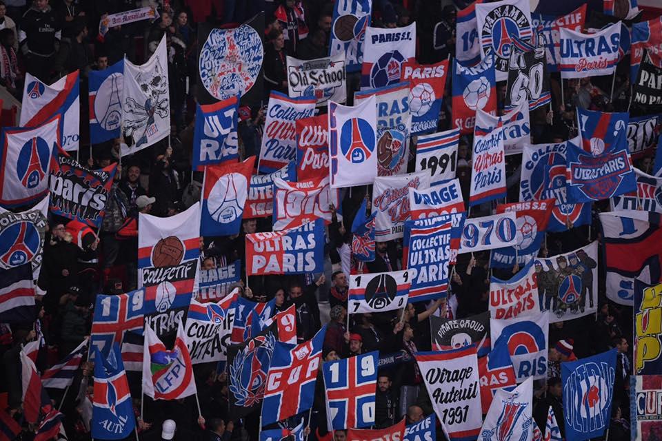 PSG - Lille. 02 Novembre 2018.